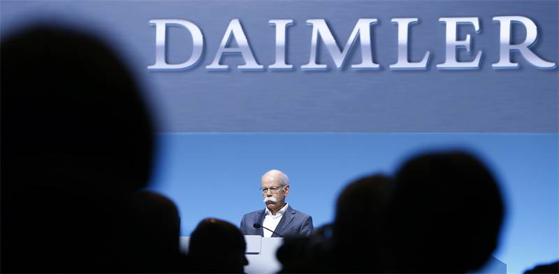 Daimler Photo: Reuters