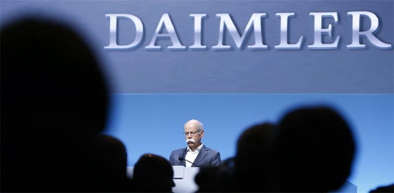 Daimler Photo: Reuters