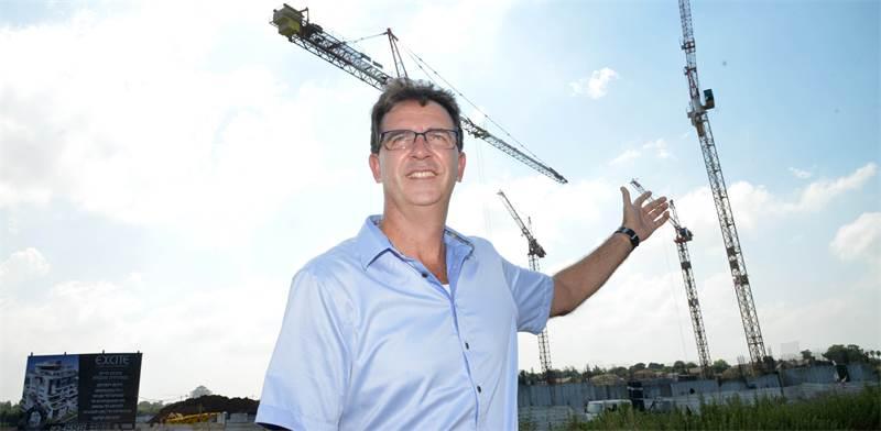 מייק סקה מהנדס עיריית הרצליה. צילום אילוסטרציה: תמר מצפי
