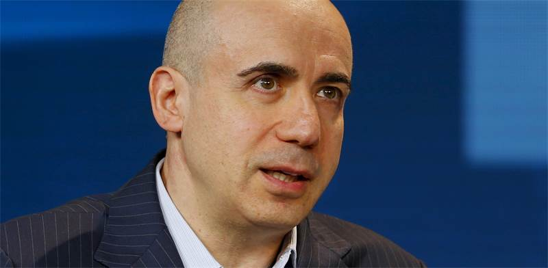 Yuri Milner  photo: Reuters