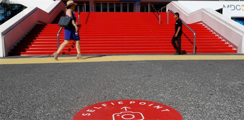 פסטיבל הפרסום בקאן / צילום: רויטרס, Eric Gaillard