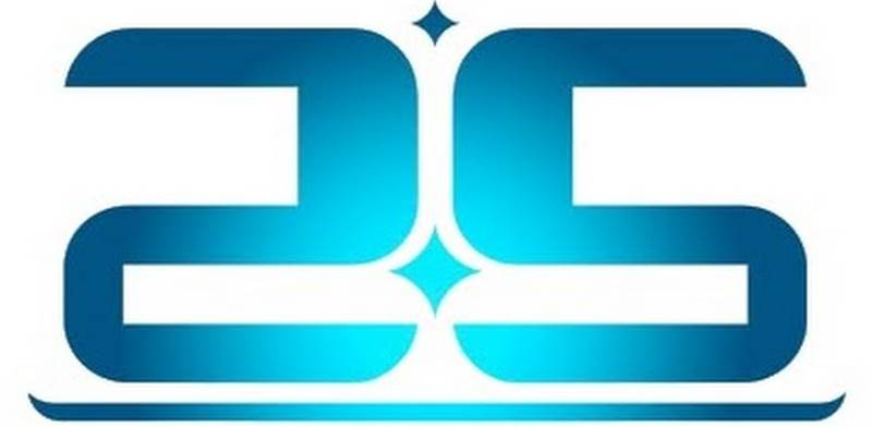 לוגו ערוץ 25 / צילום: באדיבות הערוץ