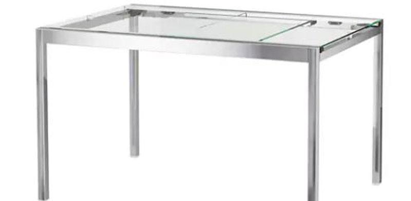 שולחן נפתח מדגם GLIVARP של איקאה / צילום: אתר החברה