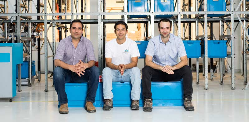 CommonSense Robotics Photo PR Omer Hacohen