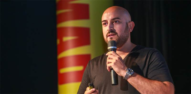 אלירן בן יהודה בוועידת MAD / צילום: שלומי יוסף