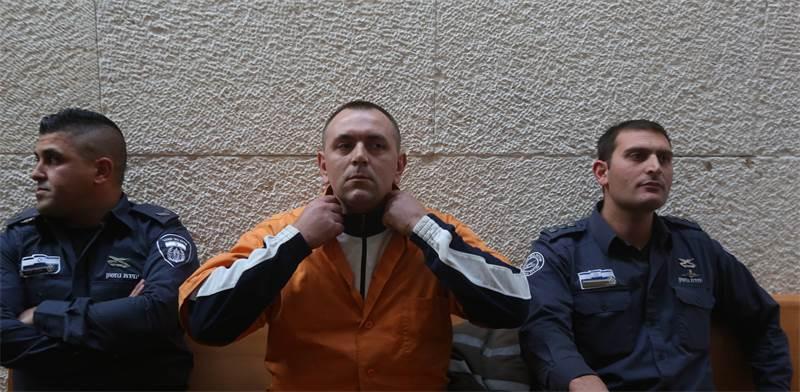 רומן זדורוב. ממפורסמי האסירים הטוען כי הודה ברצח שלא ביצע / גיל יוחנן