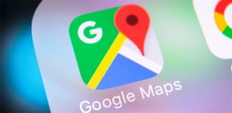 google maps photo shutterstock