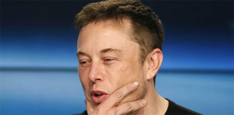 Elon Musk Photo: Reuters Joe Skipper