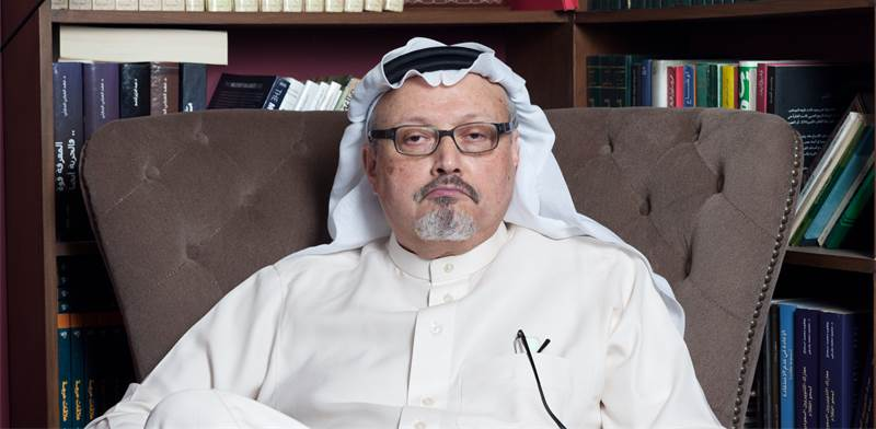 Jamal Khashoggi Photo: Shutterstock