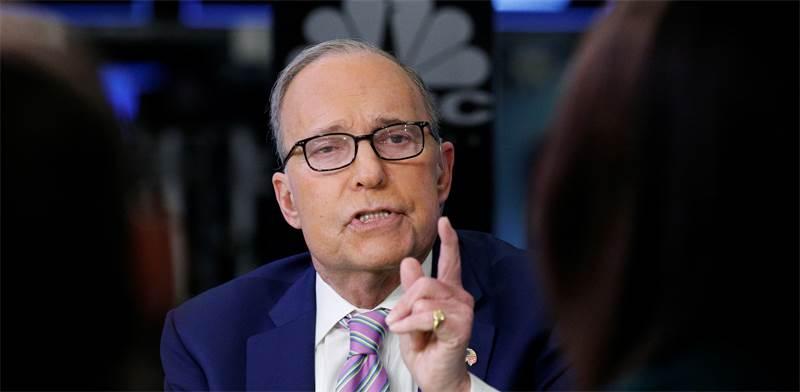 לארי קאדלו, ראש המועצה הכלכלית בבית הלבן / צילום: רויטרס