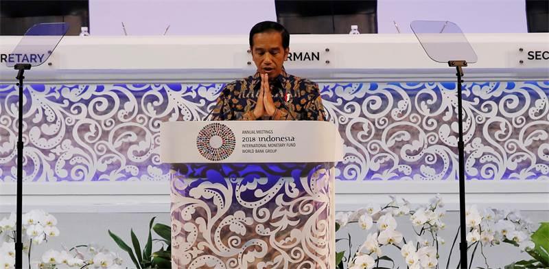 ג'וקו ווידודו, נשיא אינדונזיה / צילום: Reuters, Johannes Christo
