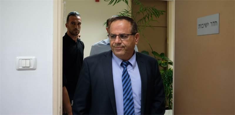 שר התקשורת איוב קרא / צילום: שלומי יוסף