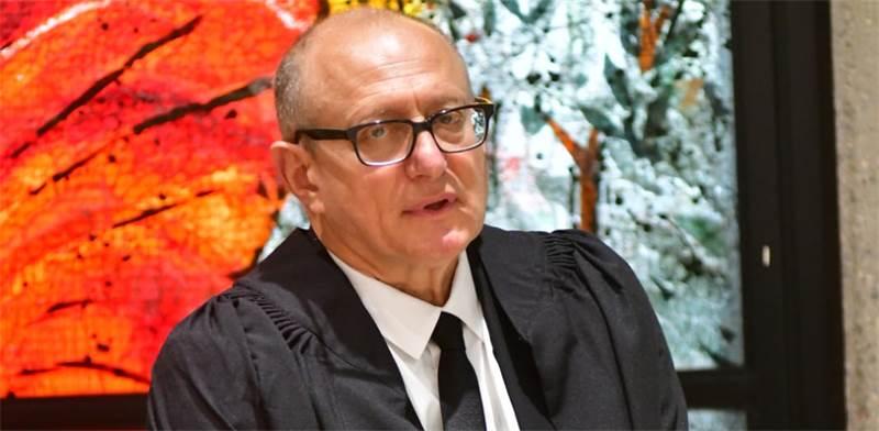 פרופ' אלכס שטיין, שופט בית המשפט העליון / צילום: רפי קוץ