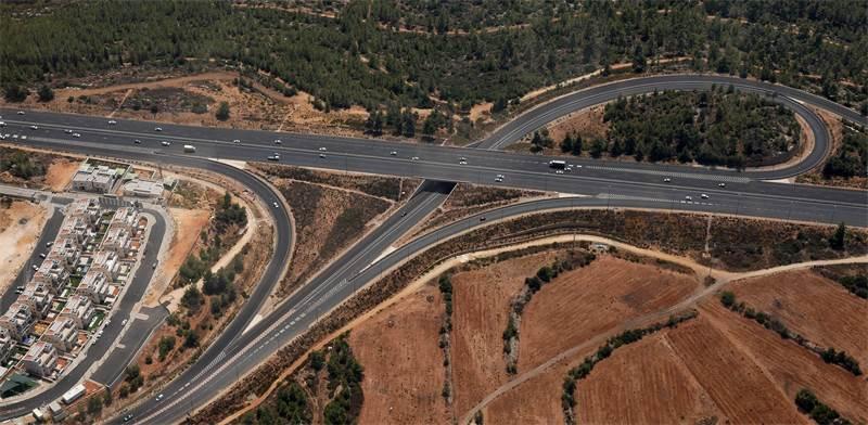 כביש 1 / צילום: תמר מצפי