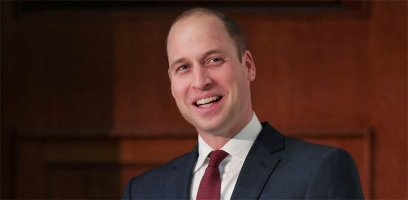 Prince William Photo: Reuters