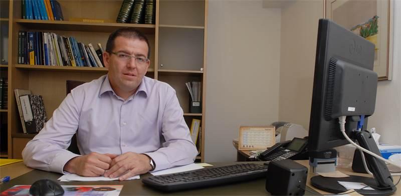"""יעקב מיכלין, מנכ""""ל בריינסוויי / צילום: איל יצהר"""