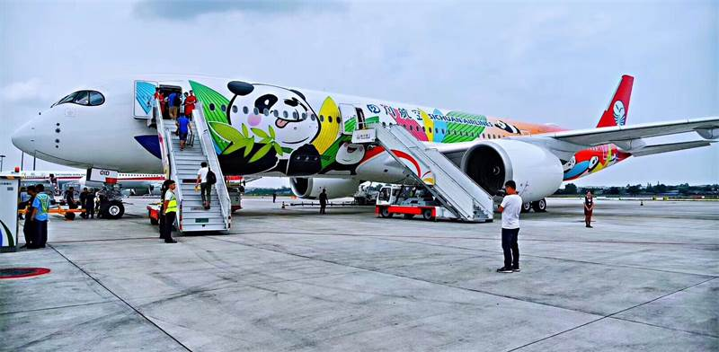 Sichuan Airlines Photo: PR
