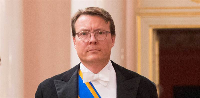 Prince Constantijn van Oranje Photo: Reuters