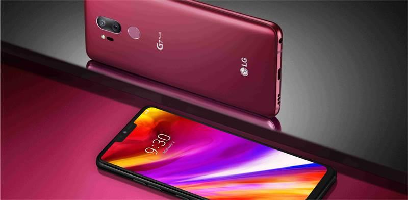 "LG G7 ThinQ 06 / צילום: יח""צ"