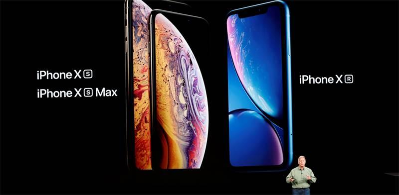 מכשירי האייפון החדשים של אפל / צילום: רויטרס