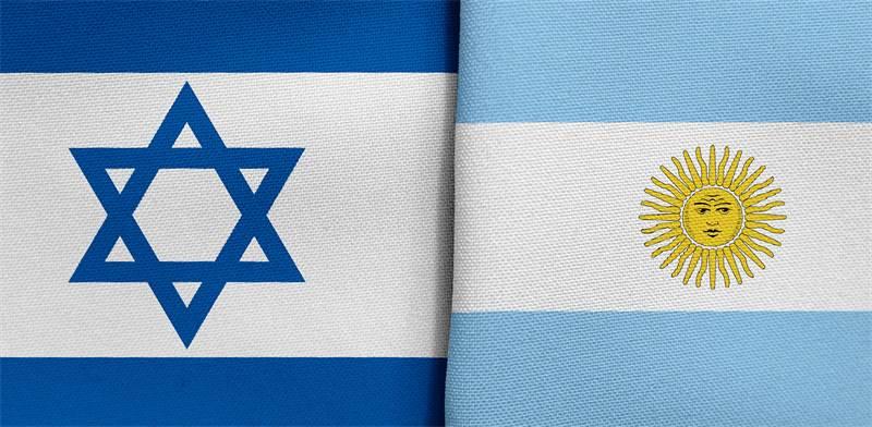ישראל / ארגנטינה / תמונה: שאטרסטוק