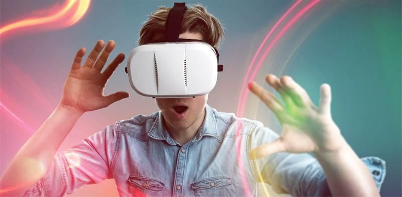 מציאות מדומה/ צילום: שאטרסטוק