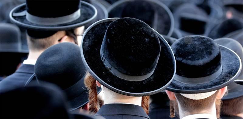 Ultra-orthodox Photo: Shutterstock