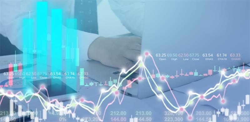 גרף כלכלה חיובית / צילום: שאטרסטוק