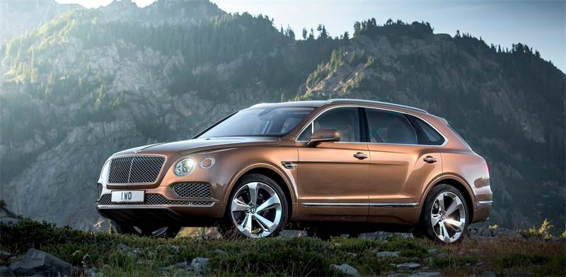 Bentley Photo: PR