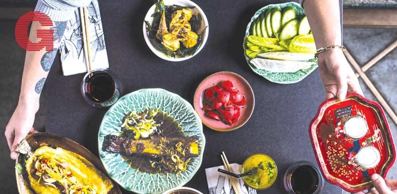ארוחת פסיפיק טיים של יא־פאן / צילום:  אוהד קב