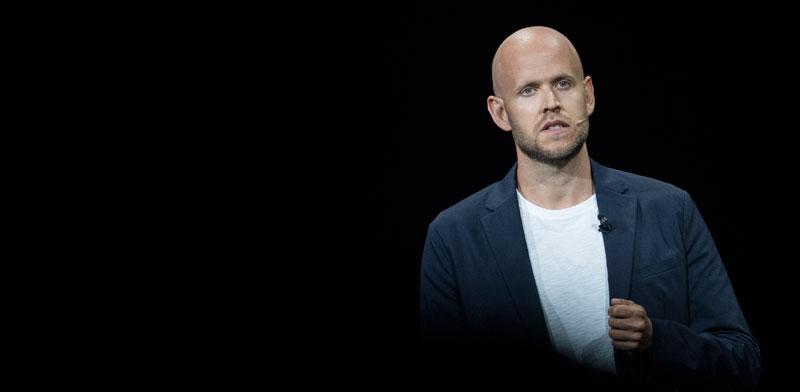 "דניאל אק, מנכ""ל ספוטיפיי / צילום: Getty Images"