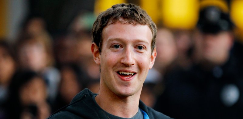 Mark Zuckerberg Photo: Reuters