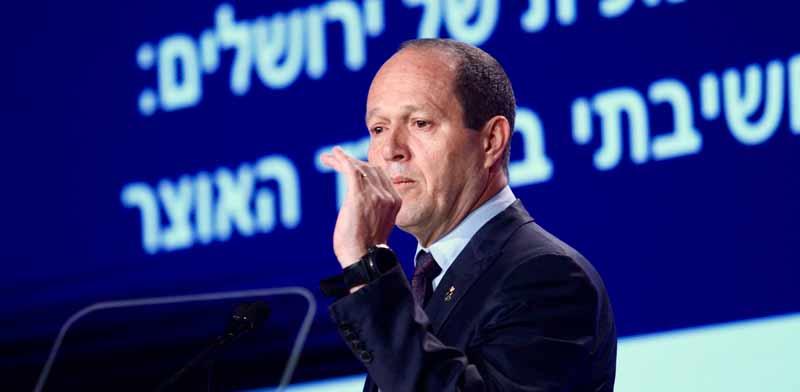 ניר ברקת / שלומי יוסף
