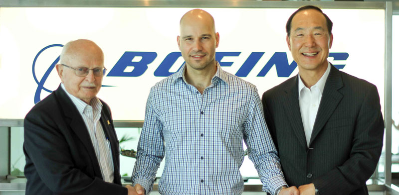 Boeing teams with Assembrix Photo: PR