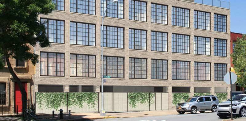 פרויקט של ברוקלנד בברוקלין / צילום מאתר החברה