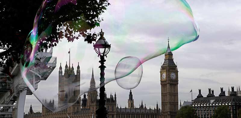לונדון / צילום: רויטרס Stefan Wermuth