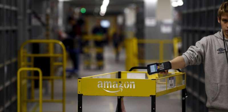 Amazon Photo: Reuters Kacper Pempel