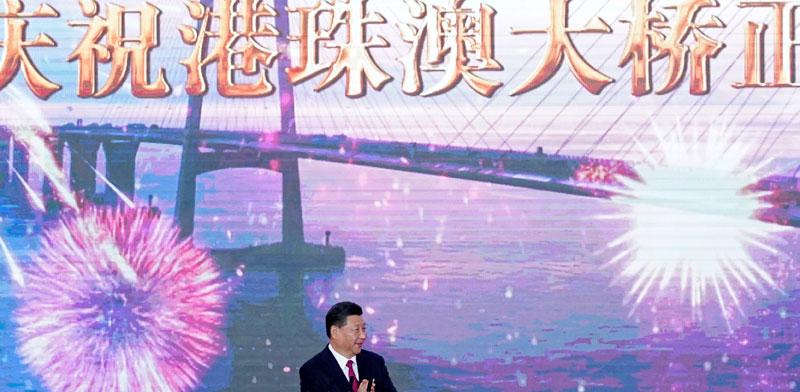 שיא סין, שי ג'ינפינג/ צילום: רויטרס