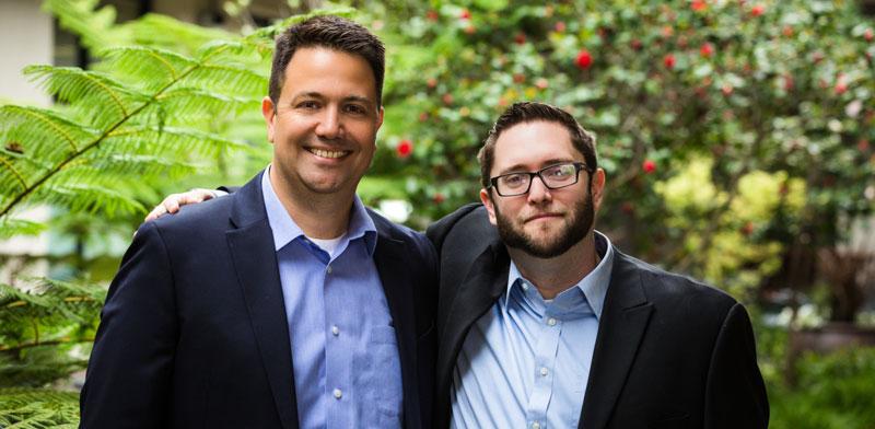 Guy Bejerano and Itzik Kotler Photo: SafeBreach