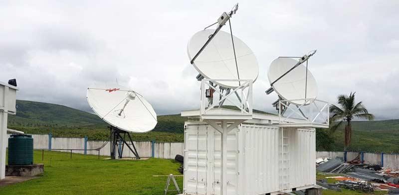 לווייני תקשורת של סאטקום באפריקה  / צילום: אתר החברה
