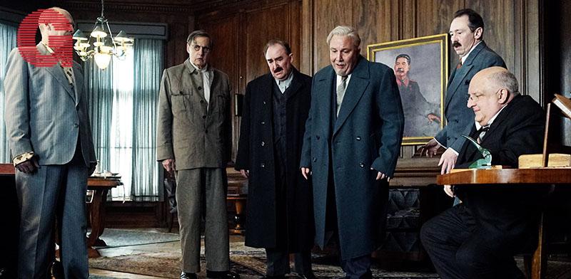 """""""סטלין מת!"""" / צילום: באדיבות בתי קולנוע לב"""