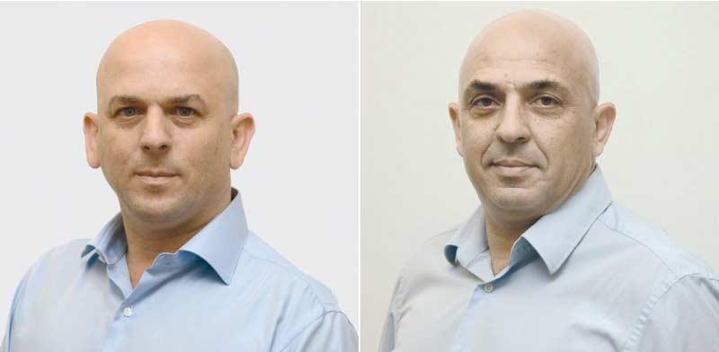Shlomi and Yossi Amir  photo: PR
