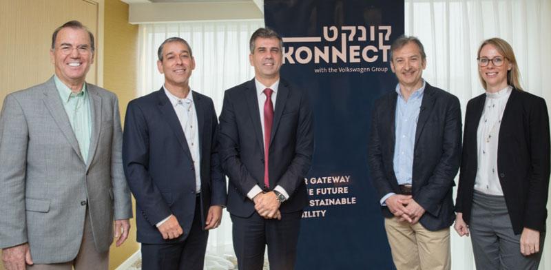 4876c4d68a18 Volkswagen opens Tel Aviv innovation center - Globes English