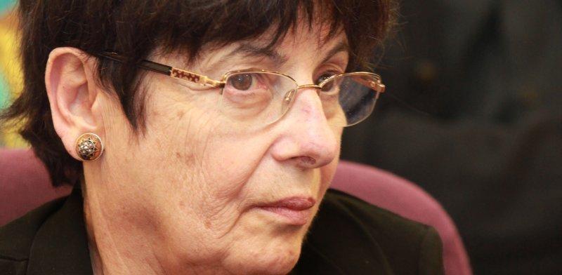 השופטת בדימוס מרים נאור, לשעבר נשיאת בית המשפט העליון / צילום: יוסי זמיר