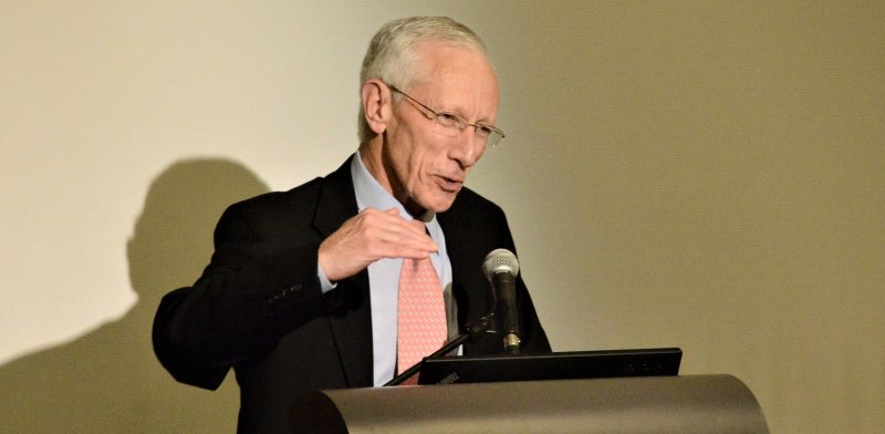 Stanley Fischer Photo: Eyal Izhar