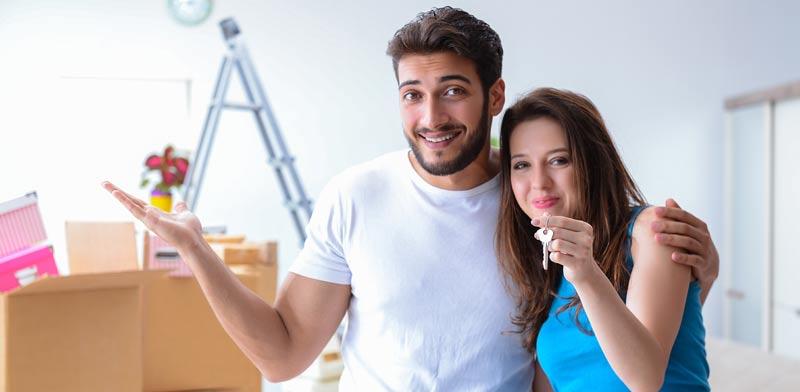 דירה ראשונה / צילום:  Shutterstock/ א.ס.א.פ קרייטיב