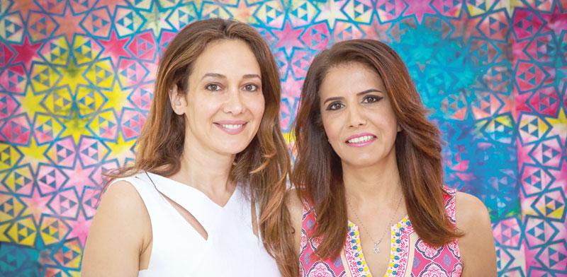 אלונה ברקת ובתיה עופר / צילום: שלומי יוסף