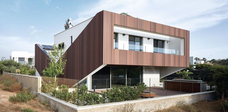 בית של האדריכל יוסי קורי בארסוף  / צילום: ליאור אביטן