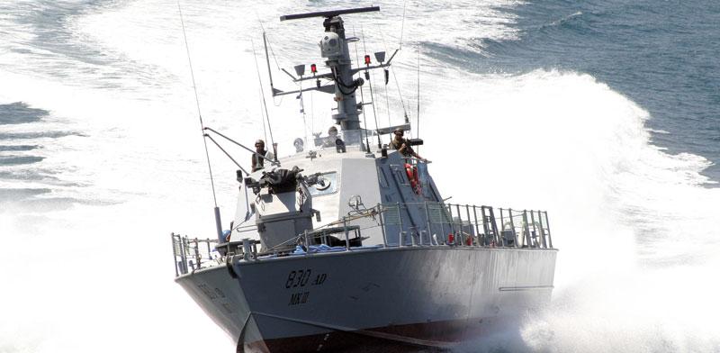 """ספינת הסיור """"סופר דבורה"""" שמיוצרת ברמתא / צילום: תעשיה אוירית"""