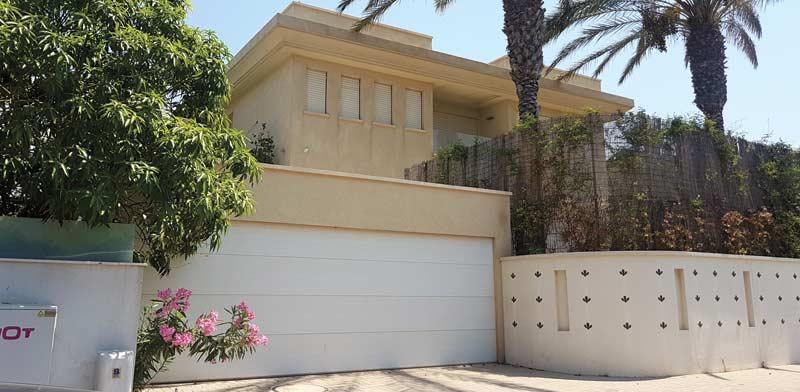 Herzliya house for sale Photo; Eyal Izhar